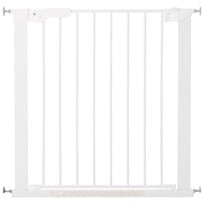 Baby Dan Premier True Pressure Fit Safety Gate White пестрый
