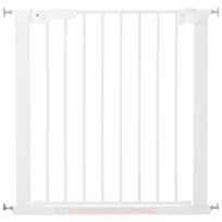 Baby Dan Premier True Pressure Fit Safety Gate White Multi
