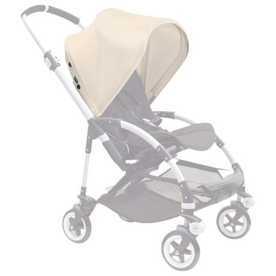 Bugaboo Bee³ Sun Canopy Off White Bee3 Sun Canopy Off White (ext