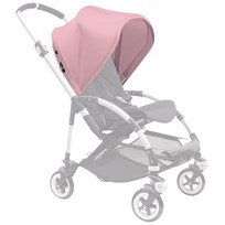 Bugaboo Bee³ Sun Canopy Soft Pink Bee3 Sun Canopy Soft Pink (ext