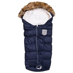 Image of Easygrow Flex Extendable Footmuff Navy Melange Flex Navy Melange (2743731453)