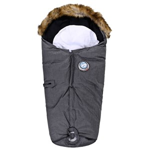 Image of Easygrow Nature Foot Muff Grey Melange Grey Melert (3065592563)