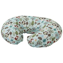 Boppy Nursing & Infant Support Pillow Woodsie Multi