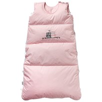 Baby Dan Love Birds Snuggle Bag Pink Rosa