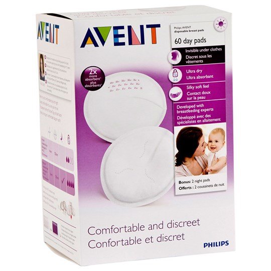 Philips Avent Disposable Day Breast Pads Multi