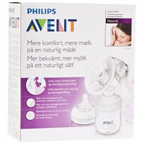 Philips Avent Natural Manual Breast Pump пестрый