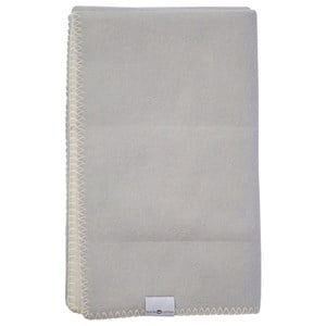 Image of Borås Cotton Harper Blanket Grey 80x100CM (2743737871)