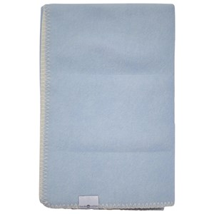 Image of Borås Cotton Harper Blanket Light Blue 80x100CM (2743737873)