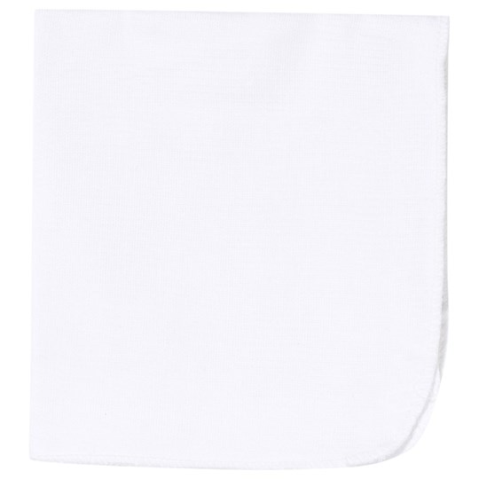 Borås Cotton Muslin Cloth 5-Pack in White Hvit