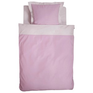Image of Borås Cotton Hjertevenn Bed Set Light Pink 65x80CM (2743742237)