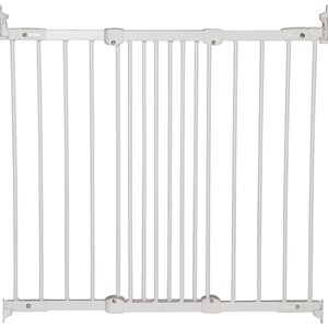 Image of Baby Dan FlexiFit Metal Gate White (3065592687)