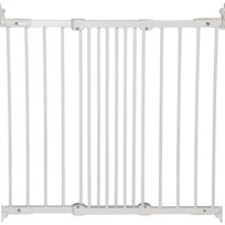 Baby Dan FlexiFit Metal Gate White пестрый
