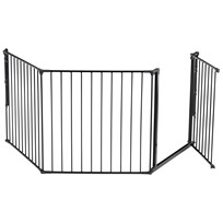 Baby Dan Configure L/Flex L Safety Gate Anthracite Koksgrå