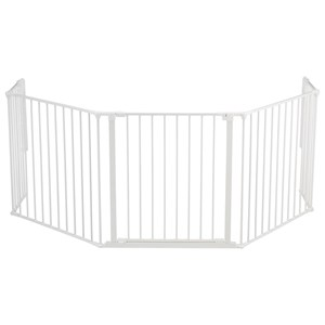 Image of Baby Dan Configure XL/Flex XL Safety Gate White 90-278CM (3065592691)