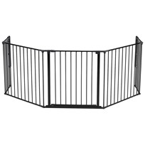 Baby Dan Configure XL/Flex XL Safety Gate Anthracite Koksgrå