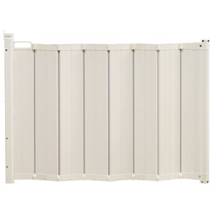 Image of Baby Dan Guard Me™ Safety Gate White (3065592695)