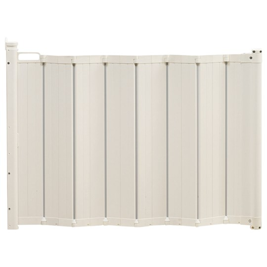 Baby Dan Guard Me™ Safety Gate White Multi