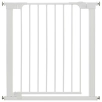 Baby Dan Two-Way Auto Close Gate White Multi