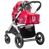 Baby Jogger City Select Carrycot Rain Cover Multi