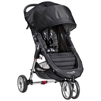 Baby Jogger Прогулочная Коляска City Mini Black/Grey Multi
