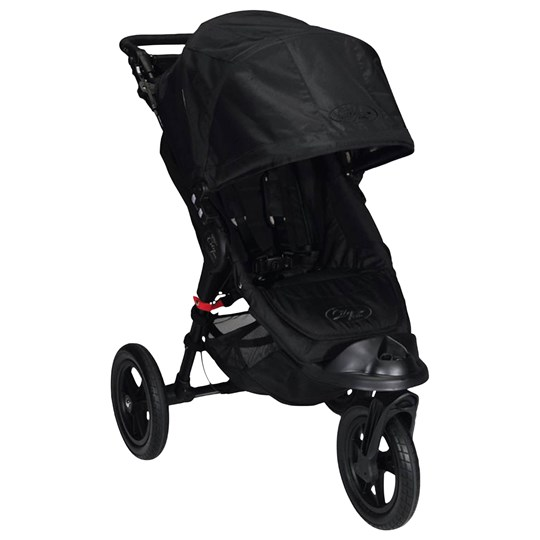 Baby Jogger City Elite Black Black