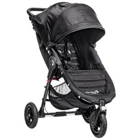 Baby Jogger City Mini Gt Black/Grey Mønstret