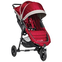 Baby Jogger City Mini GT Barnvagn Röd/Grå Crimson/Gray