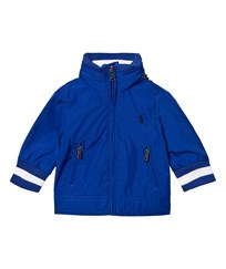 Ralph Lauren Stowaway-Hood Windbreaker Cruise Royal CRUISE ROYAL