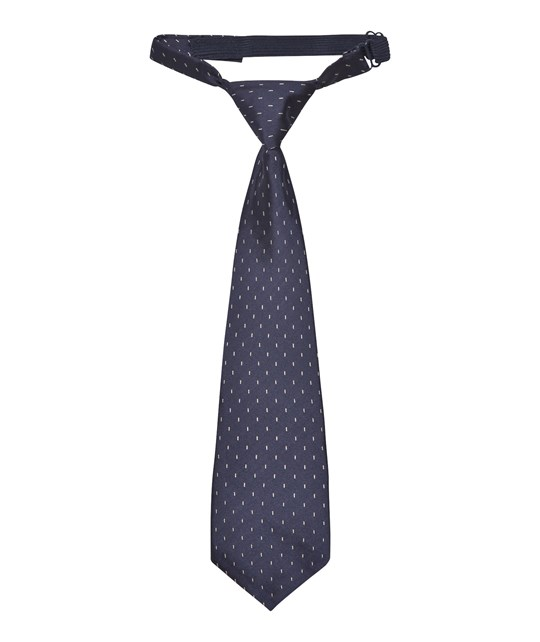 Mayoral Navy Dash Pattern Tie 4