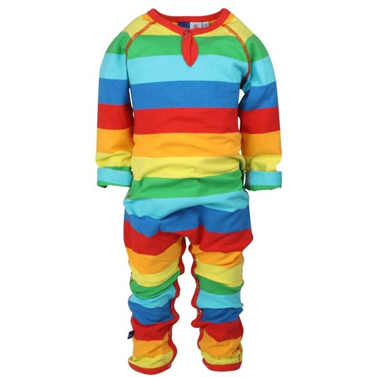 Molo Freddy Rainbow Stripe Multi