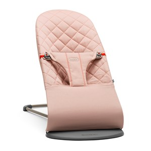 Image of Babybjörn Bouncer Bliss Cotton Old Rose One Size (694645)