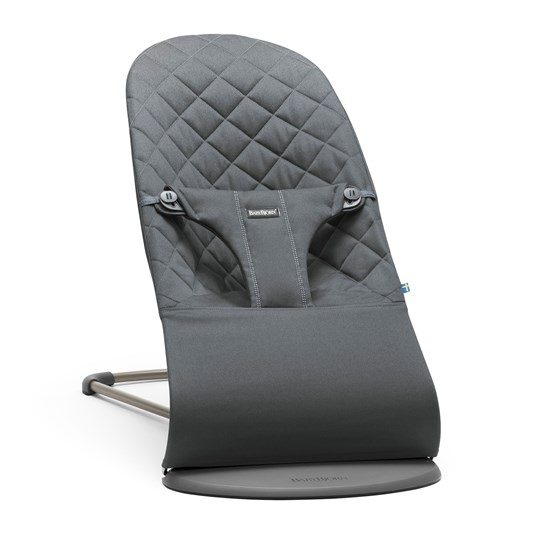 Babybjörn Bouncer Bliss Cotton Anthracite Anthracite