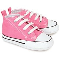 Converse First Star Rosa Red