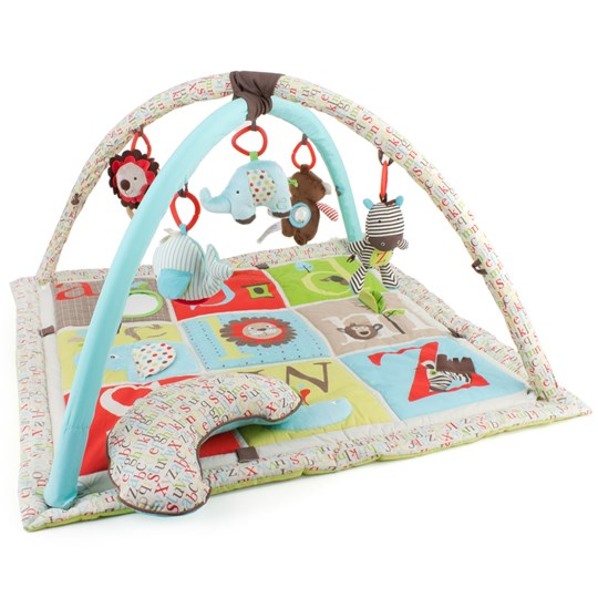 Skip Hop Alphabet Zoo Baby Gym Multi