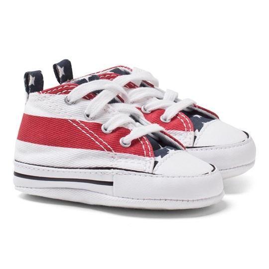 Converse First Star Stars And Bars Multi