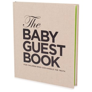 Image of The Tiny Universe The Baby Guest Book English The Baby Guest Book English (2963557191)