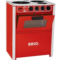 BRIO Stove Red Red