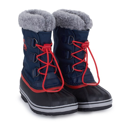 Sorel Yoot Pack Nylon Navy/Red Blue