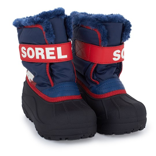 Sorel Snow Commander Sail Red Red