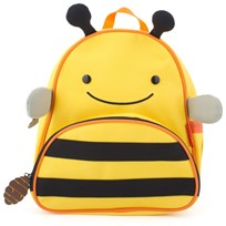 Skip Hop Zoo Let BackPack Mini Bee Yellow