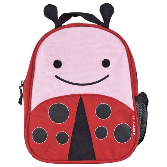Skip Hop Zoo Let BackPack Mini Ladybug Rød