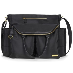 Image of Skip Hop Chelsea Downtown Chic Changing Bag Black Sort (3056048145)