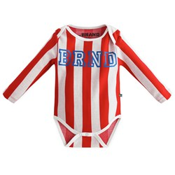 The BRAND Brnd Body Red Stripe