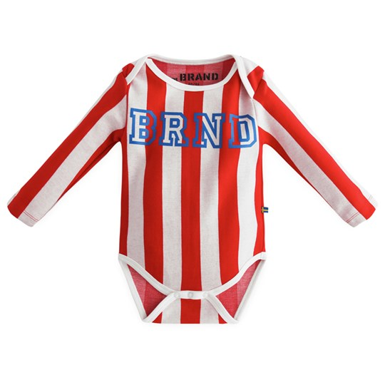 The BRAND Brnd Body Red Stripe Red