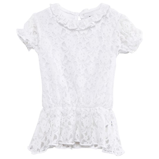 The BRAND Puff Top White White