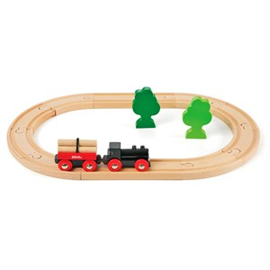 Image of BRIO BRIO Classic - 33042 Little Forest Train Set (2795413765)