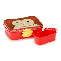 Skip Hop Zoo Lunch Box Monkey Multi