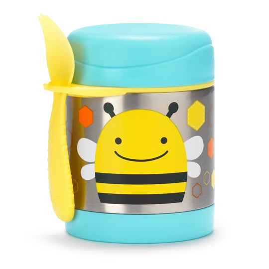 Skip Hop Zoo Insulated Food Jar Bee Bee