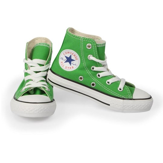 Converse Small Star Classic Green Green