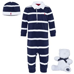 Ralph Lauren Eu Rugby Coverall Gift Box Set